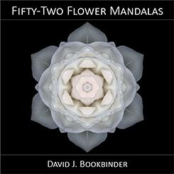 Fifty-Two Flower Mandalas book completed
